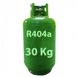 GAZ R404a BOUTEILLE 30 KG RECHARGEABLE