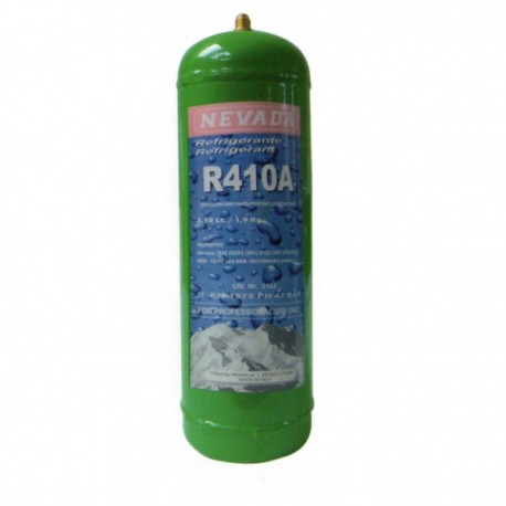 GAS R410 BOMBOLA 2 Kg RICARICABILE
