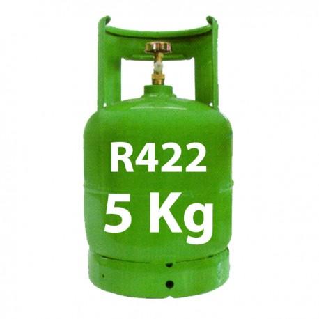 GAS R422b 5 kg