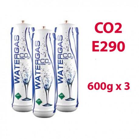 C02 E290 600g x3