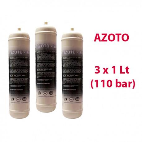 AZOTO 1Kg x3