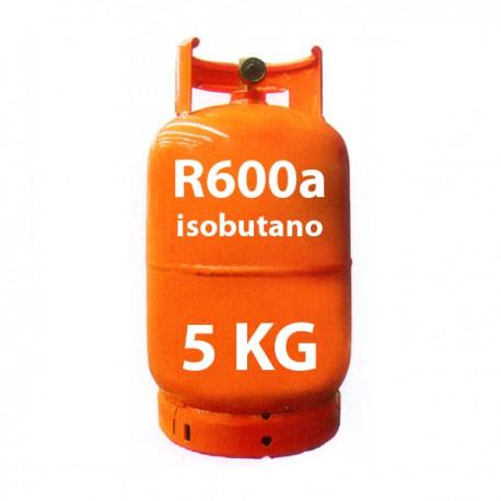 GAS R600a 5 kg