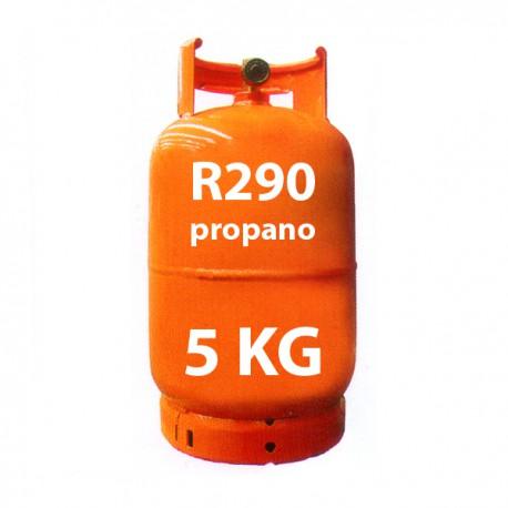 GAZ R290  5 kg
