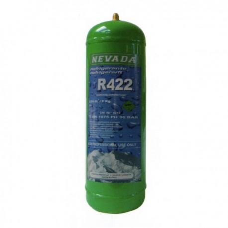 GAS R422b (ex R22) BOMBOLA 1,8 Kg RICARICABILE